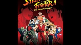Street Fighter II - Audio Latino (Película Completa)