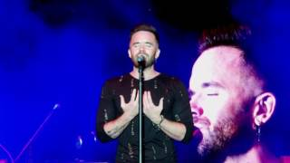 Brian Justin Crum Everybody wants to Rule the World Phoenix Pride 2017