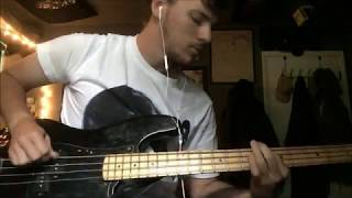 Nothing but Thieves - Soda (Bass Cover)
