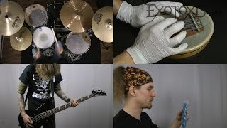 Exotoxis - Breaking Bad Main Title Theme - Metal Cover Version