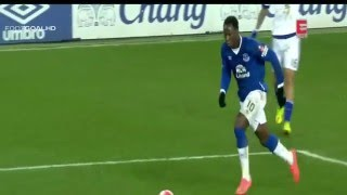 Romelu Lukaku Second Goal Everton vs Chelsea 2-0