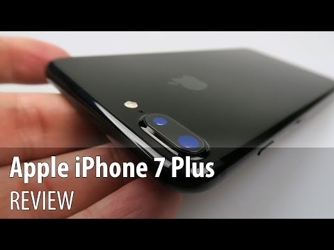 iPhone 7 Plus Review în Limba Romană (128 GB, Jet Black; iPhone cu cameră duală)