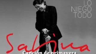 Cancion de primavera - Joaquín Sabina
