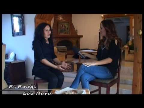 KTV - El Emeği Göz Nuru - Lefkara İşi (Program Sunucusu Gülten Özyakup) 201112