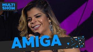 Amiga | Paula Mattos | Música Boa Ao Vivo | Música Multishow