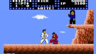 Karate Champ - Intro Music (Famicom Disk System)
