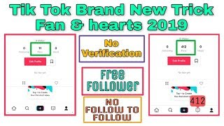 How to get active and real tiktok fans hearts for free tiktok