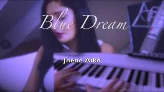 Blue Dream (Jhene Aiko) Piano Cover | Christina Maria