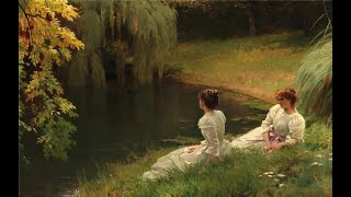 LOUIS -EMILE ADAN (1839-1937) ✽ French Painter