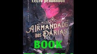 """Book trailer - Saga de fantasia """"A Irmandade dos Párias"""" - Livro 1 (Provação)"""