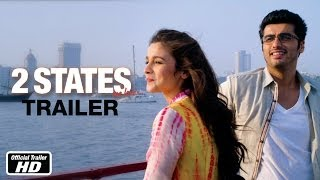 Watch 2 States' trailer: Alia Bhatt, Arjun Kapoor introduces the North-South divide