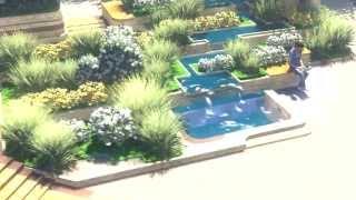 Landscape architect 3D