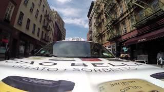 The Gelato Taxi, by Ciao Bella