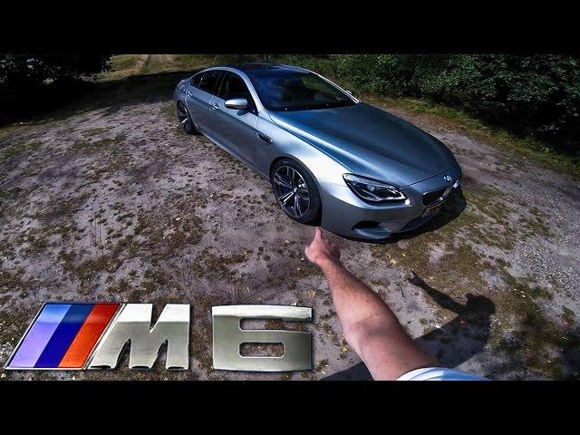 BMW M6 Gran Coupé Competition