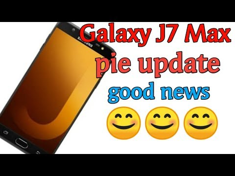 Download thumbnail for Samsung Galaxy J7 max android pie