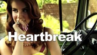 "Lana Del Rey Type Beat ""Heartbreak"" SOLD"