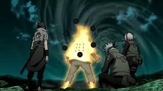 Naruto and Sasuke vs Madra (AMV)