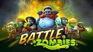 Battle of Zombies: Clans Clash Android Game GamePlay (HD) [Game For Kids]