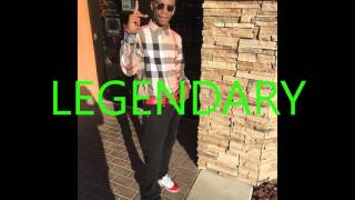 MELLY LEGENDARY (OFFICIAL AUDIO)