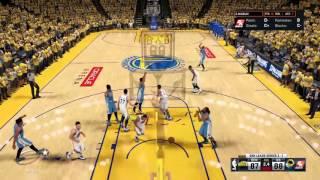 NBA 2K16 Curry Game Winning Full Court Shot!!