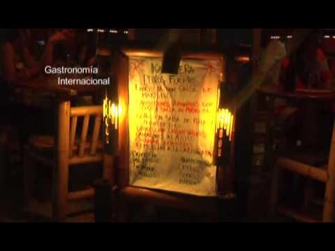DECAMERON ECUADOR: MONTANITA NOCTURNA