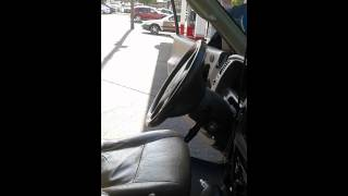 Bitch boy gets caught breaking up shit in my truck