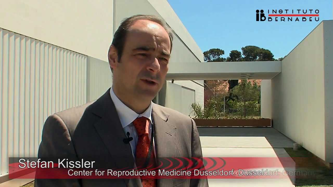INTERNATIONAL CONFERENCE, MEETING THE EXPERTS: Stefan Kissler. Uterine factor and Repeat Implantation Failure. Instituto Bernabeu.