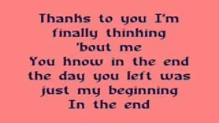 Stronger (What Doesn't Kill You) - Kelly Clarkson (lyrics)