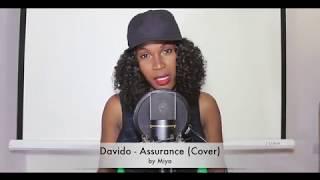 Davido - Assurance (cover by Miya)