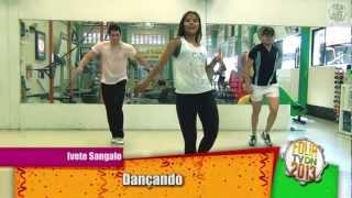 """Aprenda a coreografia de """"Dançando"""", de Ivete Sangalo"""