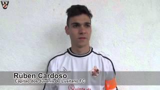 Flash Interview | Lusitano FC X Ac. Viseu | RÚBEN CARDOSO (JUNIORES B)