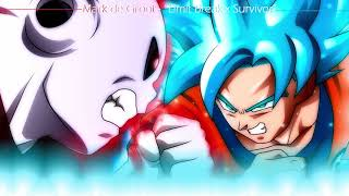 """Limit Break x Survivor"" ENG cover by Mark de Groot (Dragon Ball SUPER OP 2) NIGHTCORE"