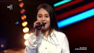 Cute little Girl From Turkey Is Singing ' Dil Mera Muft Ka ' and dancing, width=