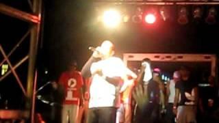 What's Yo Fantasy - Ludacris - Live - Duke LDOC - 'Back seat, windows up...'