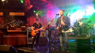 Kings of Leon - Closer Live on Letterman