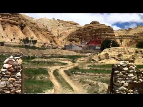 Trek au Royaume du Mustang (HD)