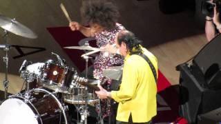 Carlos Santana and wife Cindy Blackman's National Anthem