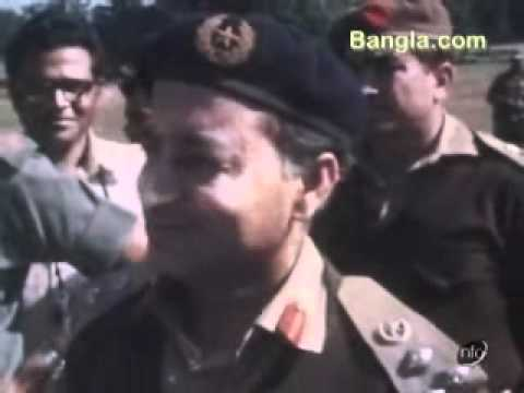 Pakistani Army Surrender Video 1971