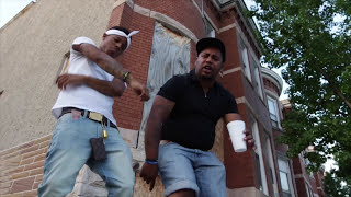 """Blue Benjamin Sleepy ft Easy """"On The Run""""  Official Video (Shot By @IronLungsKeez)"""
