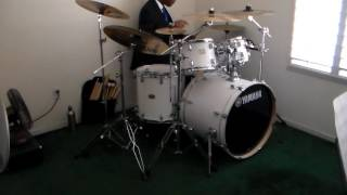 """""""Musicology"""" Prince Tribute (Drum Cover)"""
