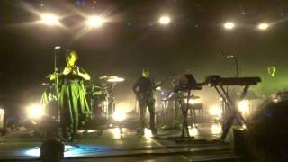 Massive Attack - Teardrop live Mexico 2014