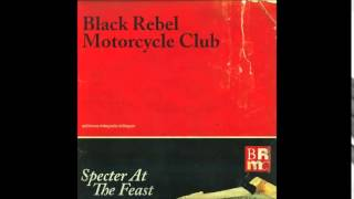 Black Rebel Motorcycle Club   Teenage Disease