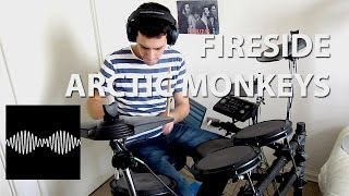 Arctic Monkeys - Fireside Drum Cover (HQ Sound)