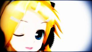 【MMD】PonPonPon【鏡音リン】