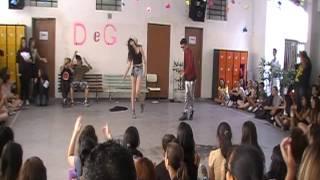 Dança e Gesto 2012- Mash up Banda uó (Vania, Malandro e Faz uó)