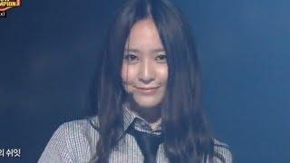 f(x) - Rum Pum Pum Pum, 에프엑스 - 첫 사랑니, Show Champion 20130821