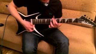 Limp Bizkit - Hot dog (guitar cover by Den Gibson)