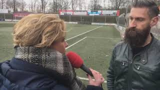 Screenshot van video Analyse Excelsior'31 - DETO Twenterand met Robert Wilens