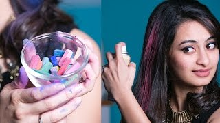 3 Hacks To Colour Your Hair Temporarily   Glamrs Hair Secrets