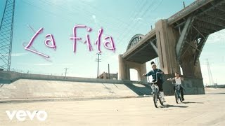 Luny Tunes - La Fila (Lyric Video) ft. Don Omar, Sharlene, Maluma
